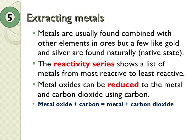Products from rocks summary of the aqa module urtaz Choice Image