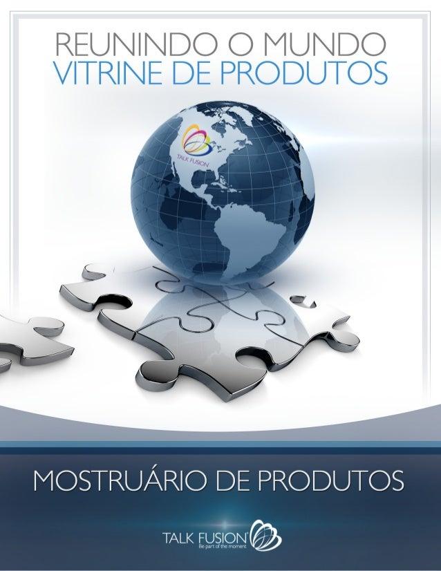 Produtos Talk Fusion em Português