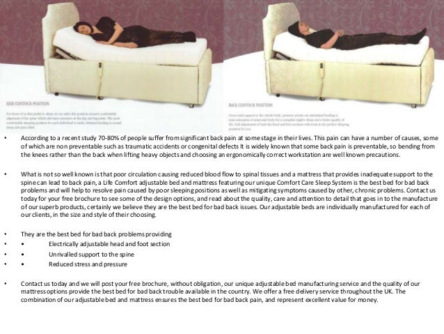 adjustable bed and mattress, Rise and recline chairs, Adjustable Beds