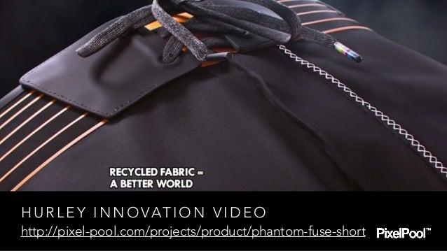 H U R L E Y I N N O VAT I O N V I D E O http://pixel-pool.com/projects/product/phantom-fuse-short
