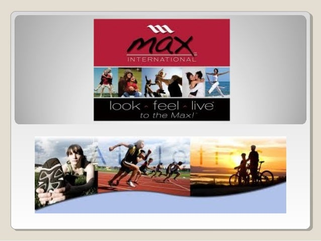 • Max Health & Living International Inc. 7th Floor Rockwell Business Center, Ortigas Ave., Pasig City  * • • •  Max Int'l....