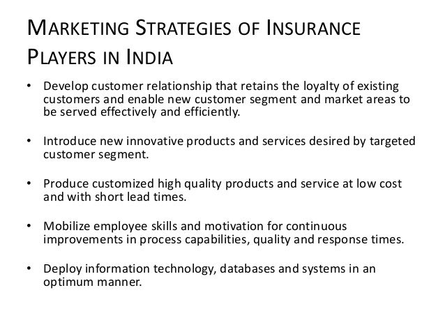 service marketing of insurance sector Direct marketing for the insurance sector is a marketing method used to generate leads for insurance agents according to the direct marketing association, insurance marketers spent $681 billion.
