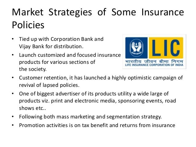 Product strategy and distribution strategy of financial ...