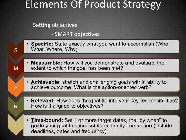 Product Strategy Development