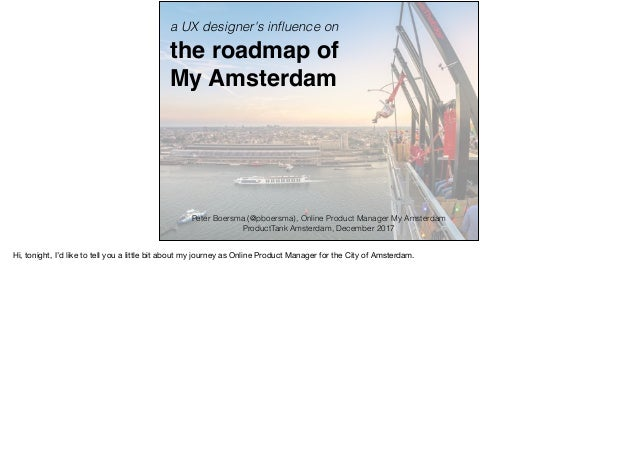 a UX designer's influence on