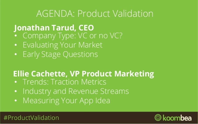 How to Validate Your Digital Product Slide 3