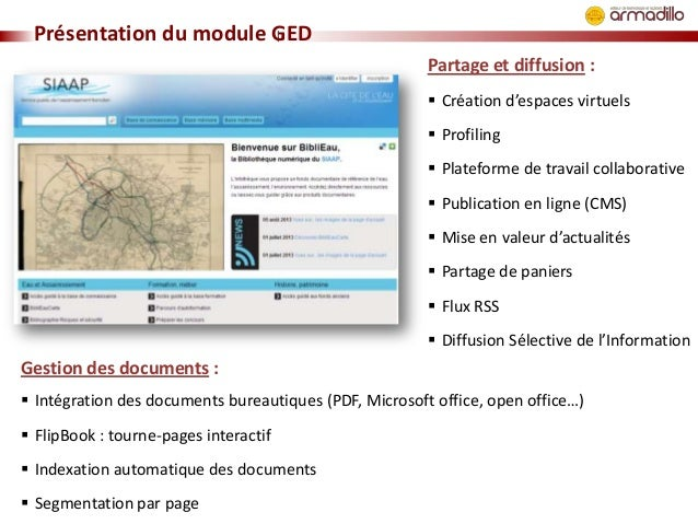 Ged gestion documentaire - Pagination automatique open office ...