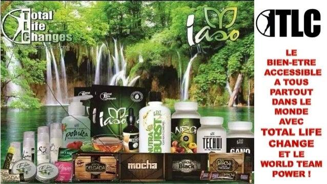 Produits naturels Total Life Changes