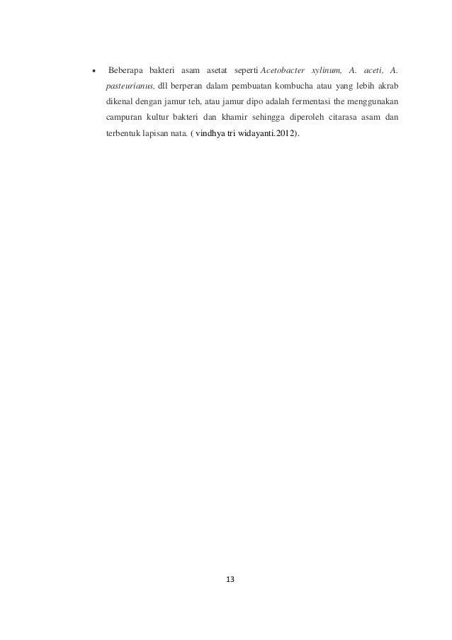Produksi asam asetat secara fermentasi 13 ccuart Choice Image
