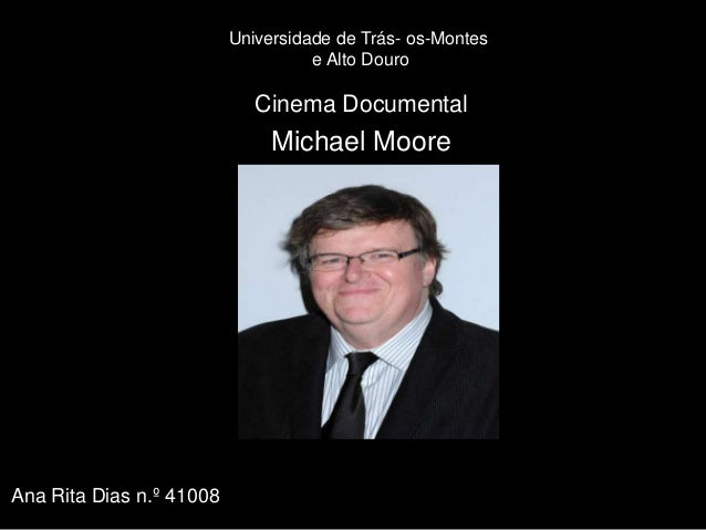 Universidade de Trás- os-Montes                                    e Alto Douro                             Cinema Documen...