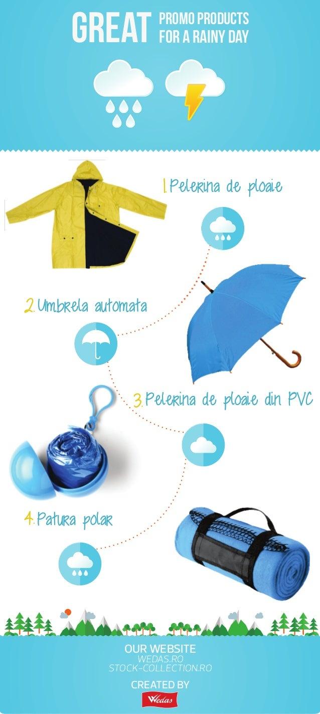 Pelerina de ploaie WEDAS.RO OUR WEBSITE STOCK-COLLECTION.RO CREATED BY Umbrela automata Pelerina de ploaie din PVC 1. 2. 3...