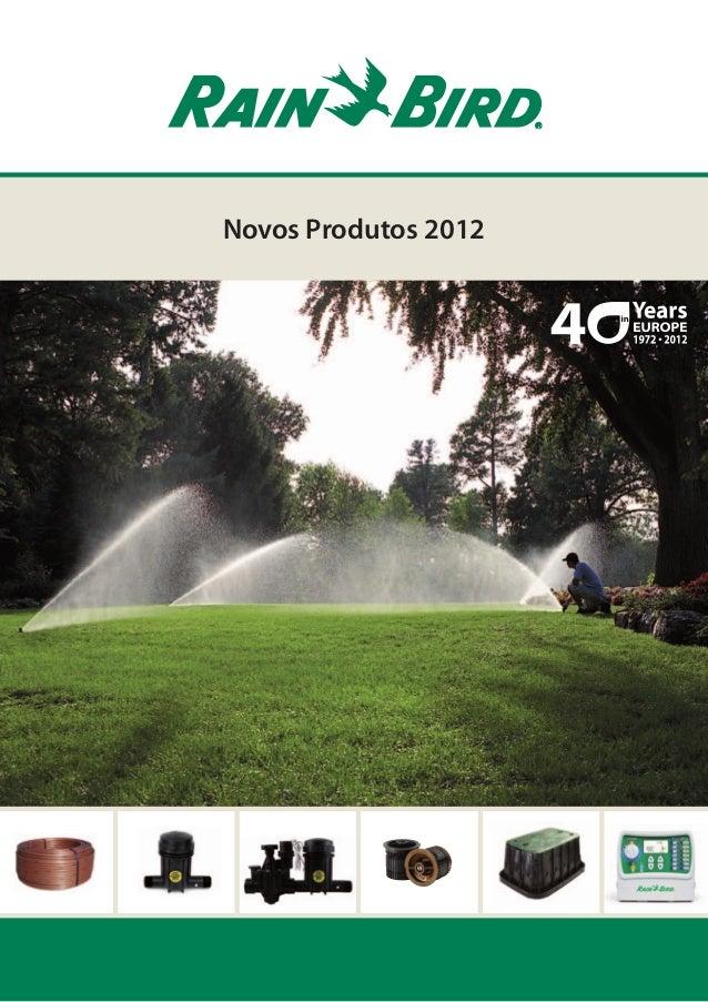 Novos Produtos 2012