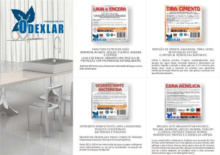 Produtos para higiene e limpeza industrial,domestica e geral. Slide 2
