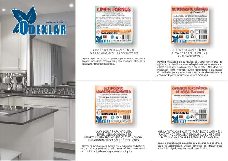 Produtos para higiene e limpeza industrial,domestica e geral. Slide 3
