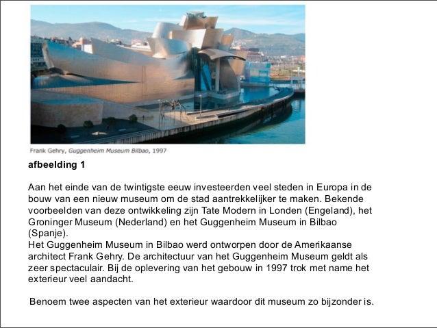 afbeelding 1Aan het einde van de twintigste eeuw investeerden veel steden in Europa in debouw van een nieuw museum om de s...