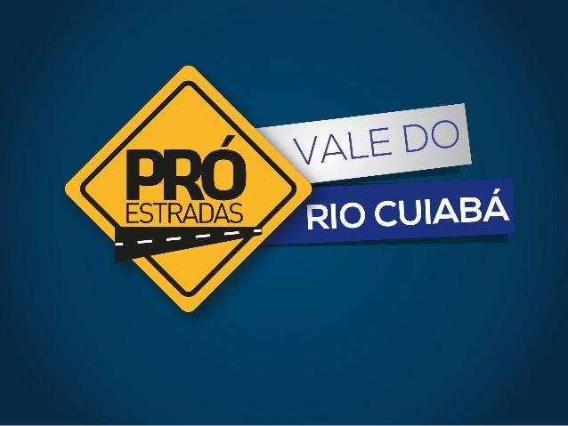 REGIÃO DO VALE DO RIO CUIABÁ