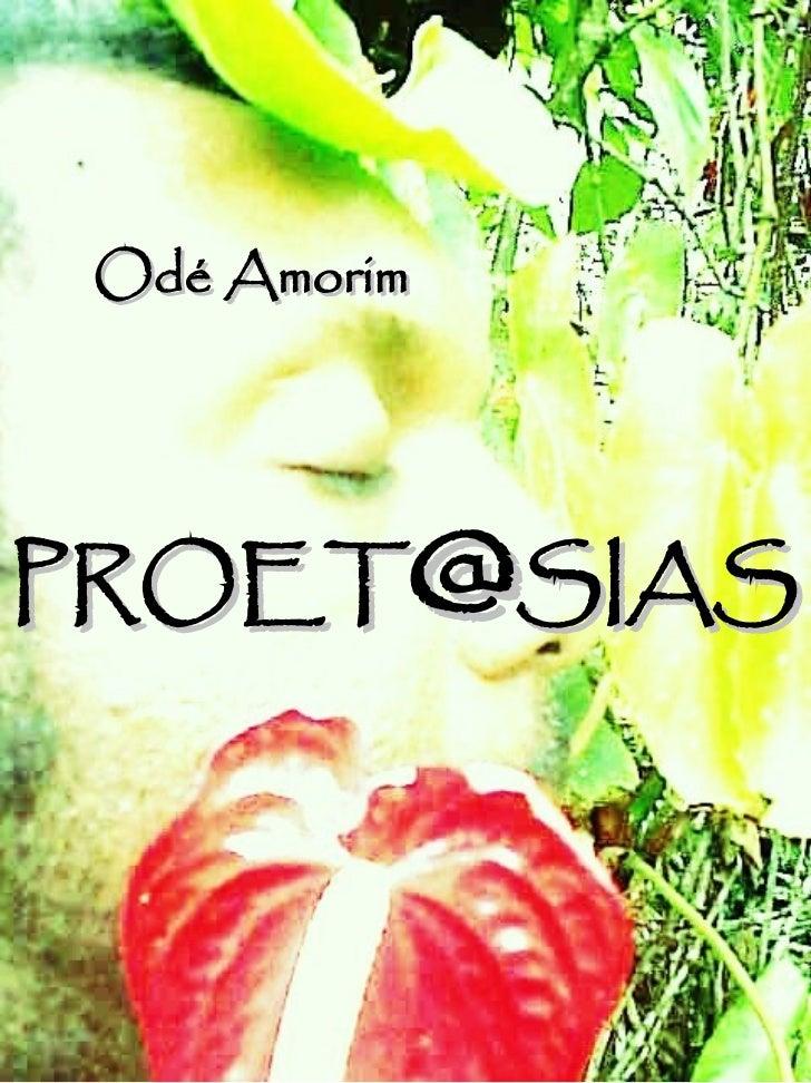 Odé AmorimPROET@SIAS