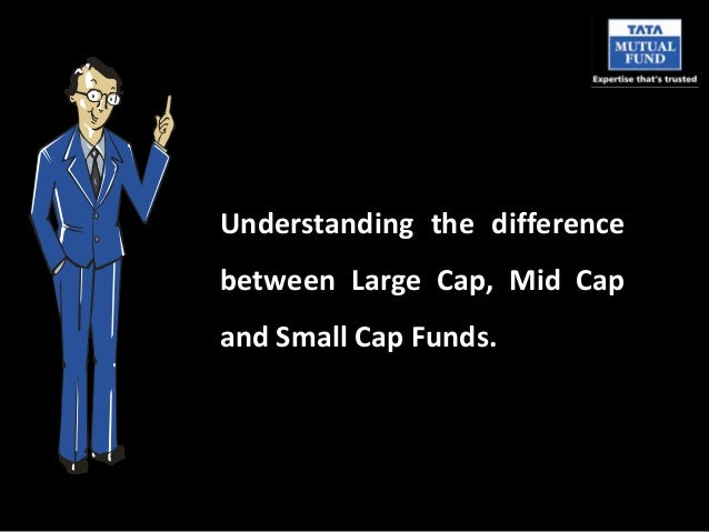 Understanding the difference between Large Cap, Mid Cap and Small Cap Funds.