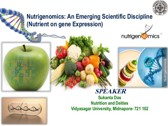 nutrigenomics Nutrigenomics is the study of nutrition and genetics which helps us discover the different ways that individuals respond to food based on their genetic make-up.