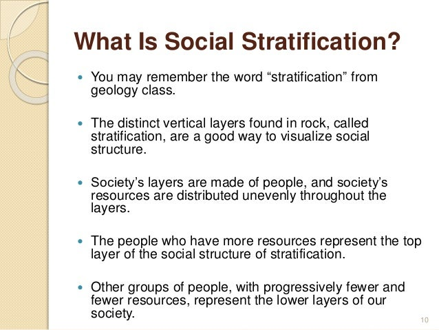 sociology chapter 9 Sociology: a down-to-earth approach, 11th edition  james henslin shares the excitement of sociology,  chapter 9 global stratification.
