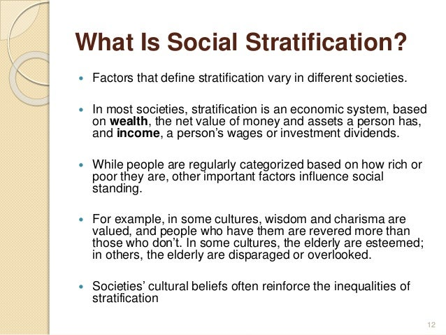 the different systems of social and economic stratification 93 explaining global stratification of the catholic church for material success and social and economic social stratification 81 systems of.