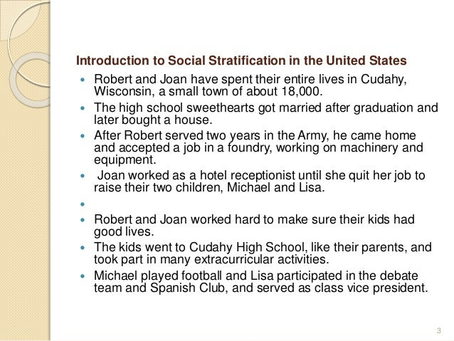 introduction to social stratification Access our free college textbooks and low-cost learning materials.