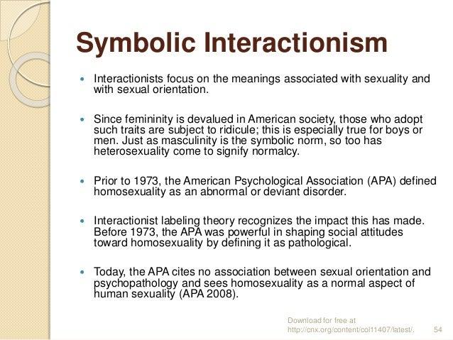 Define sexual orientation in sociology