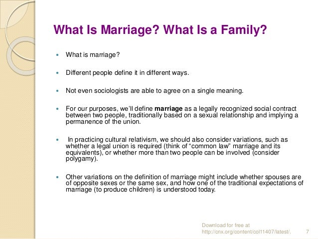 Halit hami z sociology chapter 14 marriage and family - What is the meaning of commode ...