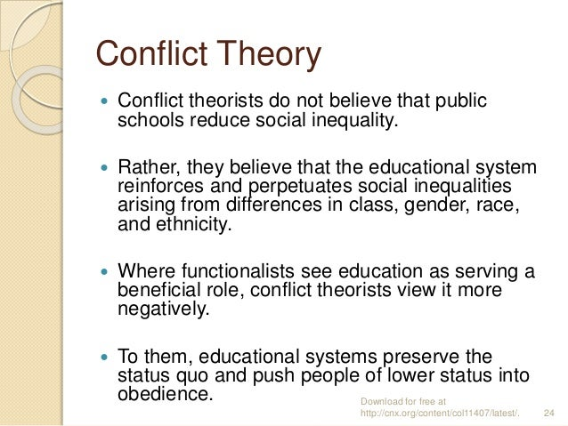 social conflict in public schools This is a major reason there have been so many social conflicts, wars, and   meanwhile, public schools intensified conflicts about religion.