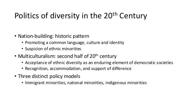 Prof. Dr. Keith Banting: A Home for Everyone?: Multiculturalism and Integration in Contemporary Democracies  Slide 2