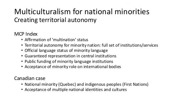 Prof. Dr. Keith Banting: A Home for Everyone?: Multiculturalism and Integration in Contemporary Democracies  Slide 3