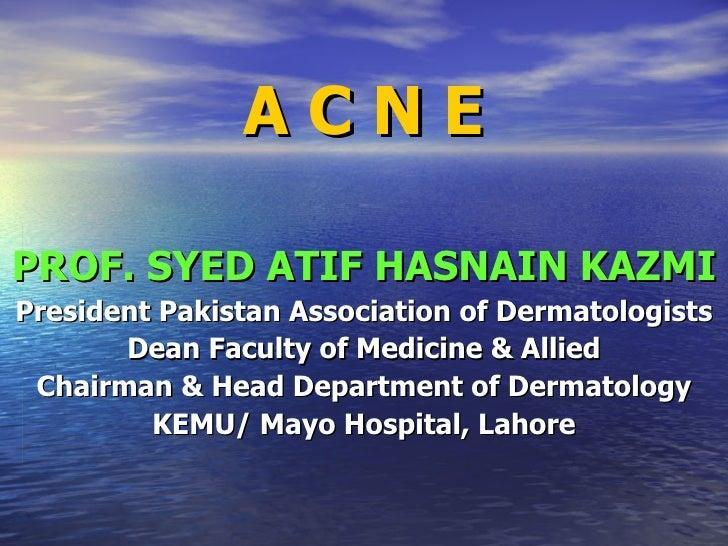 Prof .Atif Kazmi Slide 2