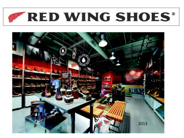 Red Wing Shoe Company Corporate Office