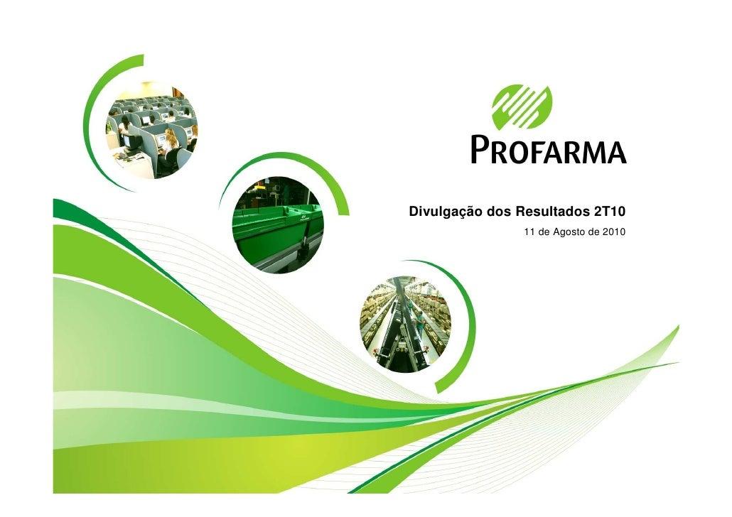 Profarma apresentação 2 t10 final