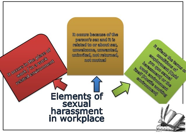 youtube sexual harassment in the workplace
