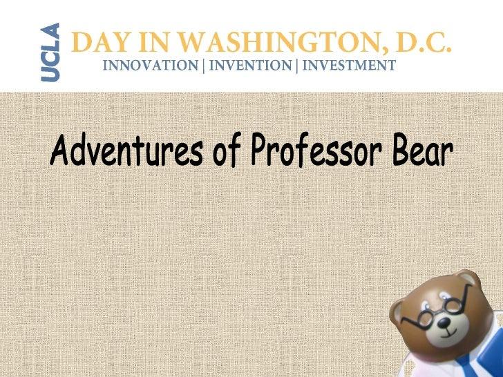 Adventures of Professor Bear
