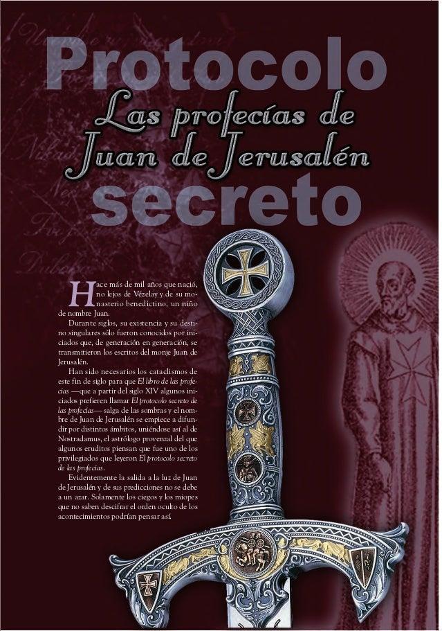 H              ace más de mil años que nació,              no lejos de Vézelay y de su mo-              nasterio benedicti...