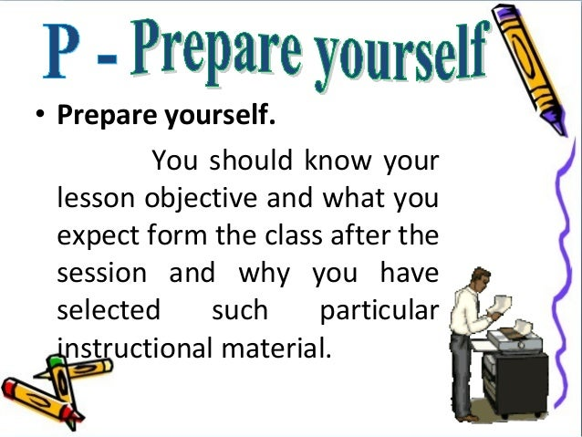 Selecting And Use Of Instructional Materials