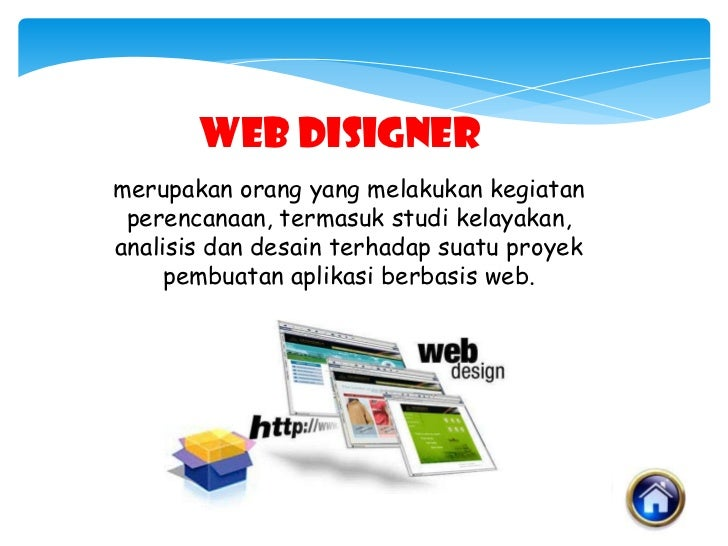 Profesi Dalam Bidang IT Slide 3