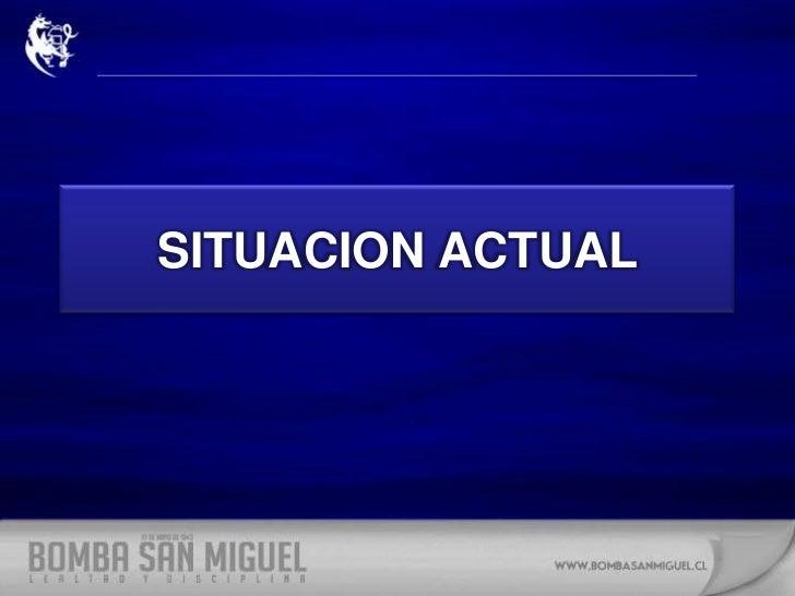 Profesionalizacion de la Bomba San Miguel Slide 3