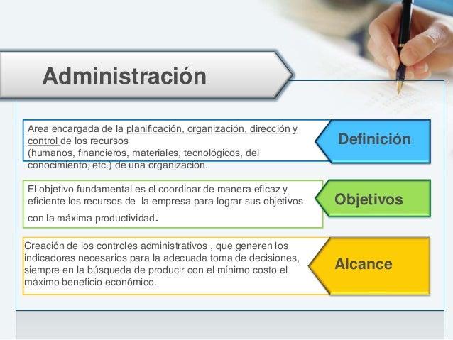 """Administración """"Planeación y Control"""" Áreas de Trabajo ventas Compras Controles Administración CajaChica Ingresos vsEgreso..."""
