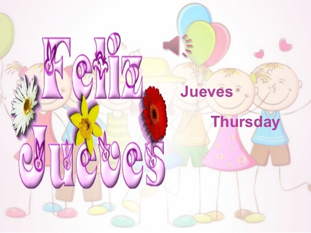 Profesiones Y Dias De La Semana En Ingles Y Espanol