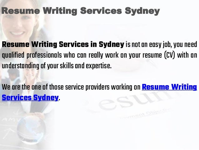 Writing services sydney
