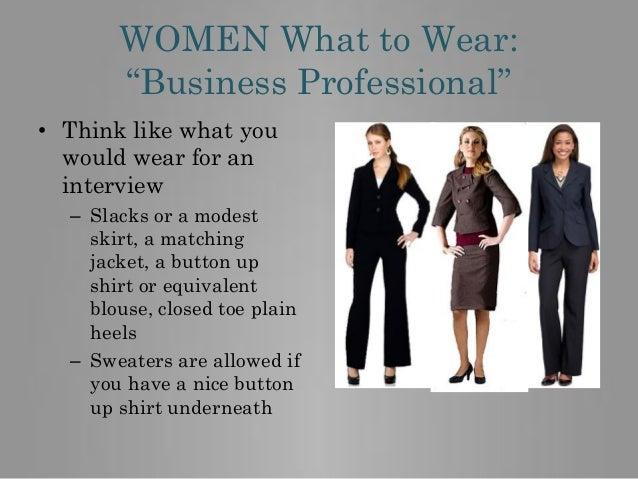 Professional Wardrobe Nbsp