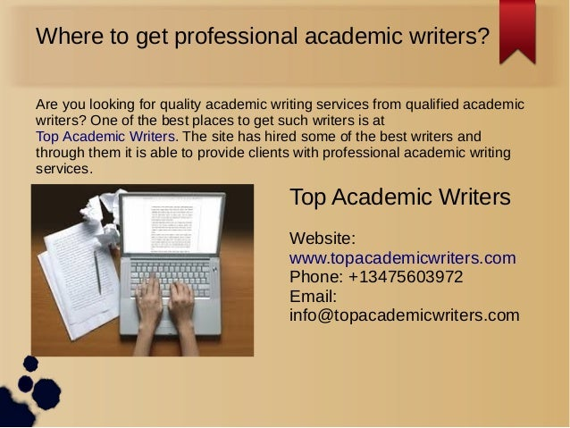 Have your academic paper written by a professional writer.