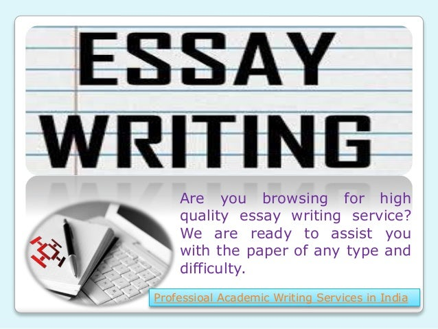 academic report writing service Best professional online academic essay writing services presented by a well- known company lowest prices along with excellent quality and in-time delivery  to.