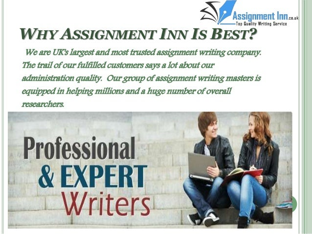 Professional assignment writers movie