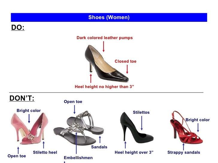 Professional Closed Toe Pumps – Fashion