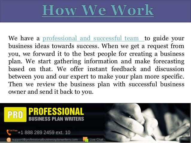Professional business plan writers melbourne