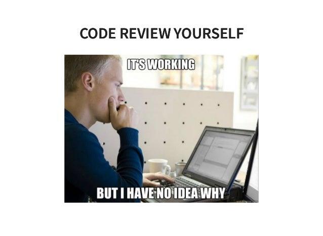 Professional Code Reviews - Bogdan Gusiev Slide 3